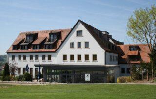 Außengastronomie Landhotel Geiselwind