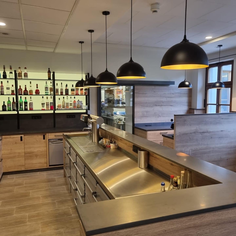 Neues Bistro Landhotel Geiselwind